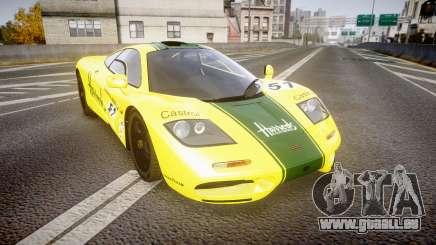 McLaren F1 1993 [EPM] Harrods pour GTA 4