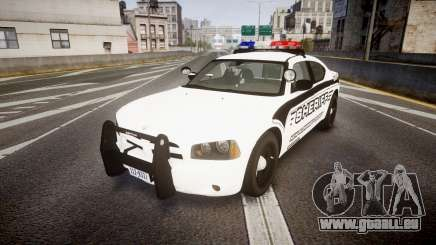 Dodge Charger 2010 New Alderney Sheriff [ELS] für GTA 4