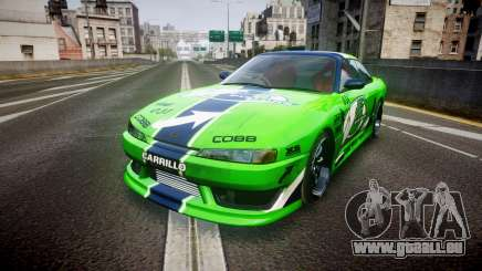 Nissan Silvia S14 JE Pistons pour GTA 4
