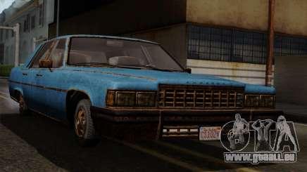 GTA 5 Albany Emperor Worn pour GTA San Andreas