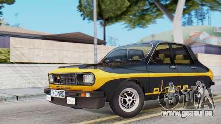 Renault 12 Alpine pour GTA San Andreas