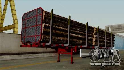 Trailer Fliegl v2 pour GTA San Andreas