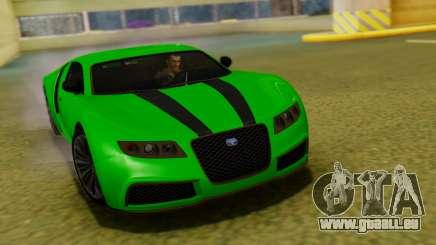 GTA 5 Adder für GTA San Andreas