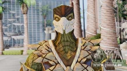 [MKX] Reptile pour GTA San Andreas