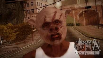 Cerdo Zombie pour GTA San Andreas