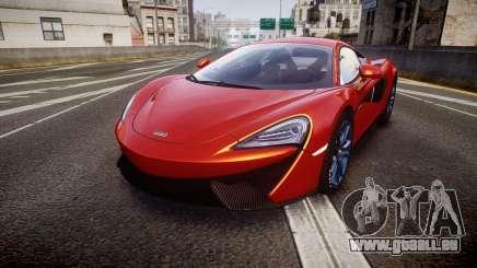 McLaren 570S 2015 rims3 pour GTA 4