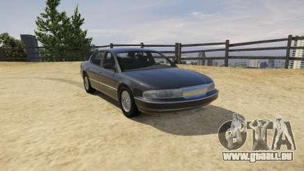 1994 Chrysler New Yorker pour GTA 5