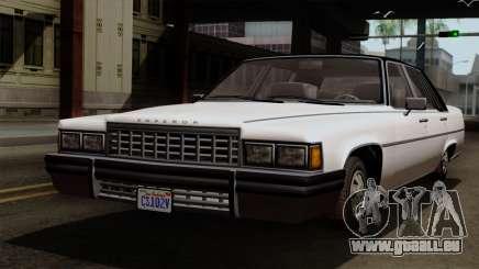 GTA 5 Albany Emperor für GTA San Andreas