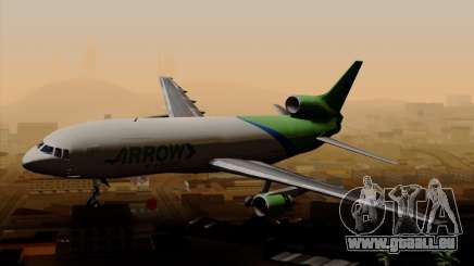 Lockheed L-1011 TriStar Arrow Air Cargo pour GTA San Andreas