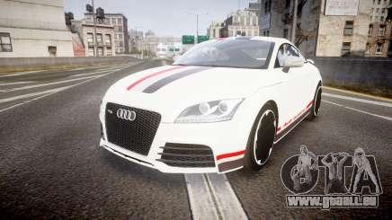 Audi TT RS 2010 Quattro pour GTA 4