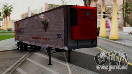 International ProStar Trailer für GTA San Andreas