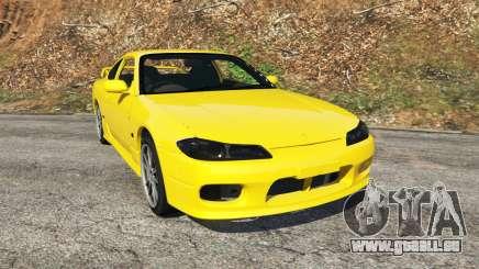 Nissan Silvia S15 v0.1 pour GTA 5