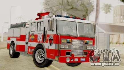 MTL SAFD Firetruck für GTA San Andreas