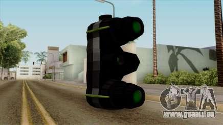 Original HD Thermal Goggles für GTA San Andreas