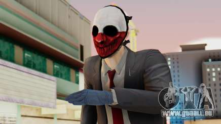 [PayDay2] Wolf pour GTA San Andreas