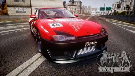 Nissan Silvia S14 Koni pour GTA 4