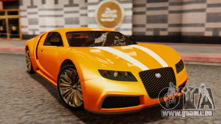 GTA 5 Adder Secondary Color pour GTA San Andreas
