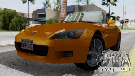 Honda S2000 Fast and Furious pour GTA San Andreas
