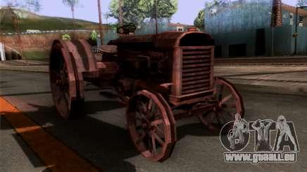 GTA 5 Rusty Tractor pour GTA San Andreas