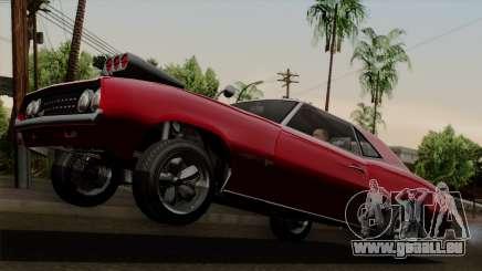 GTA 5 Declasse Vigero IVF für GTA San Andreas
