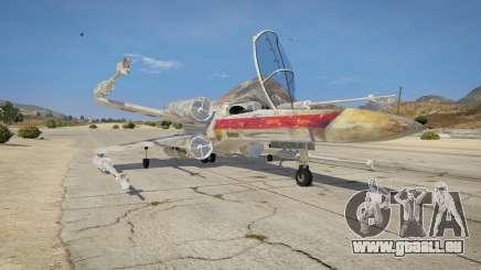 Xwing-Hydra Hybrid für GTA 5