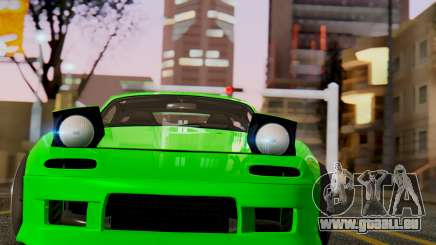 Mazda MX-5 BnSports für GTA San Andreas