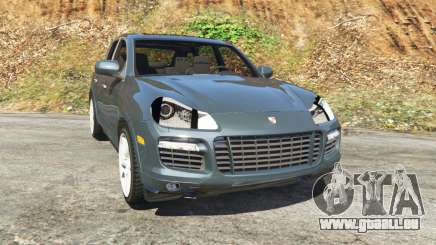 Porsche Cayenne Turbo S 2009 v0.5 [Beta] für GTA 5