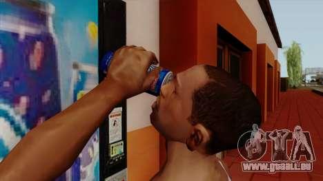 Rani Juice Can für GTA San Andreas dritten Screenshot