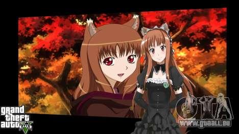 GTA 5 Spice & Wolf Theme deuxième capture d'écran