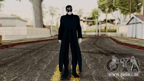 Krrish für GTA San Andreas zweiten Screenshot
