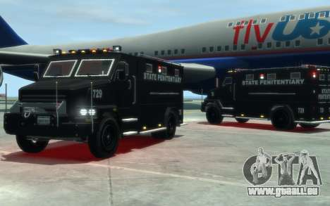 International 4000-Series SWAT Van pour GTA 4