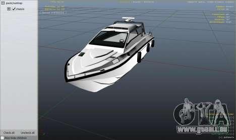 GTA 5 L'amélioration de bateau Suntrap neuvième capture d'écran