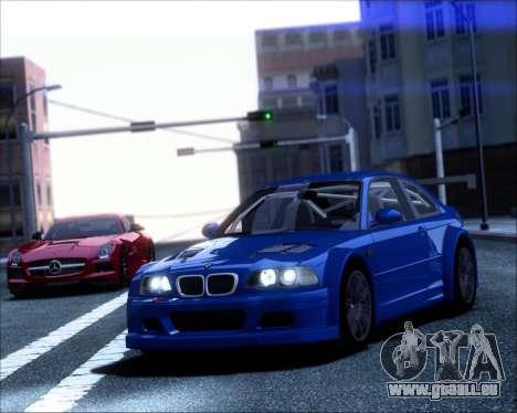 Queenshit Graphic 2015 v1.0 pour GTA San Andreas troisième écran