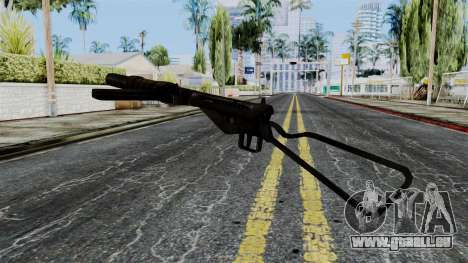 Sten MK IIS from Battlefield 1942 für GTA San Andreas zweiten Screenshot