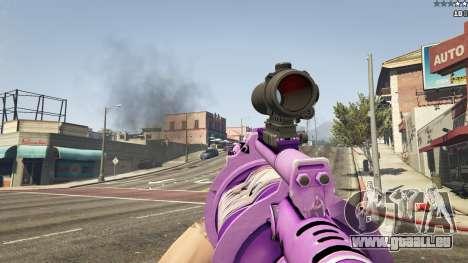 GTA 5 Anime lance-grenade sixième capture d'écran