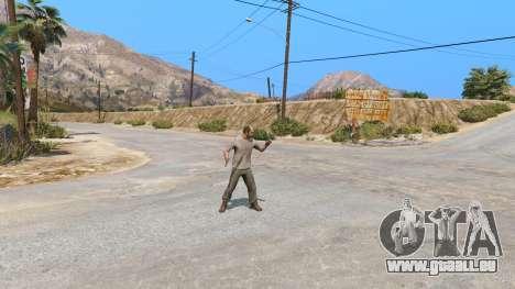 L'Épée Excalibur pour GTA 5