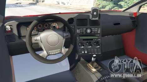 Arrinera Hussarya v0.5 pour GTA 5