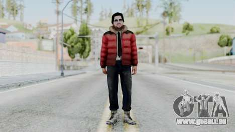 Willis Huntley from Far Cry 4 pour GTA San Andreas deuxième écran