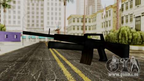 M16 from Delta Force pour GTA San Andreas