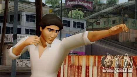 Eric (The Little Mermaid) für GTA San Andreas