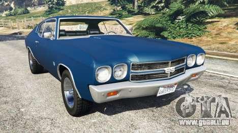 Chevrolet Chevelle SS 1970 v0.1 [Beta] für GTA 5