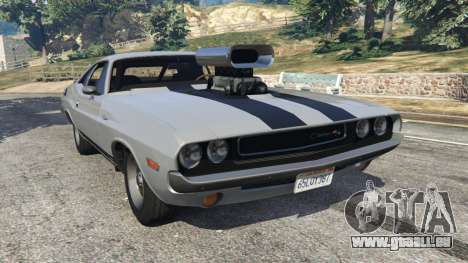 Dodge Challenger RT 440 1970 v0.9 [Beta] für GTA 5