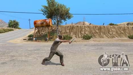 GTA 5 Die Rambo-Messer