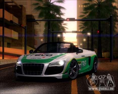 Queenshit Graphic 2015 v1.0 pour GTA San Andreas septième écran