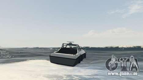 GTA 5 L'amélioration de bateau Suntrap huitième capture d'écran