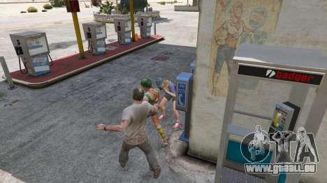 GTA 5 Le Couteau De Rambo sixième capture d'écran