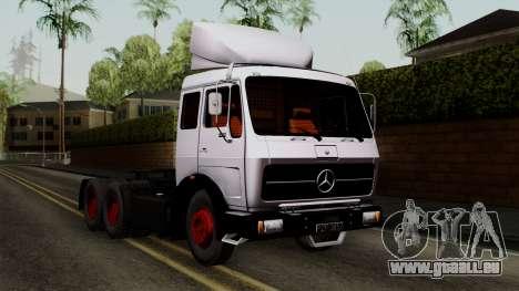 Mercedes-Benz NG 1632 für GTA San Andreas