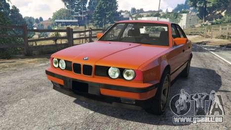 BMW 535i (E34) v2.0 für GTA 5