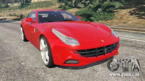 Ferrari FF pour GTA 5