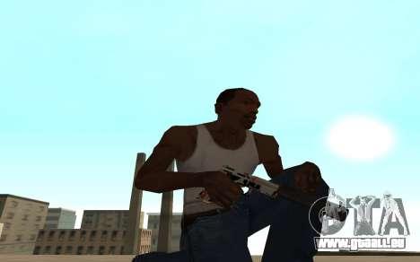 Asiimov Weapon Pack v2 für GTA San Andreas zweiten Screenshot